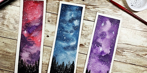 Starry Skies Watercolor