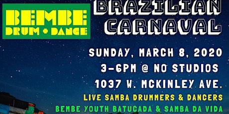 Bembé's Brazilian Carnaval tickets