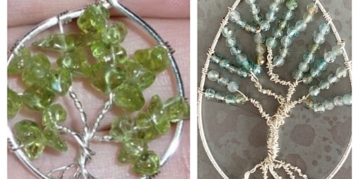 Tree of Life Pendant Necklace Workshop