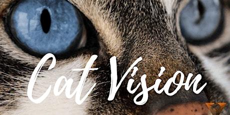 Masterclass: Cat Vision: Instaples tickets