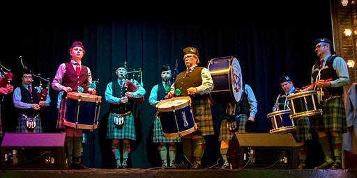 Spring Tartan Ceilidh: A Scottish Pipe Band Show