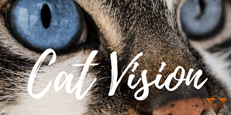 Cat Vision lessenreeks: Jagen, eten en drinken tickets