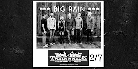 BIG RAIN tickets