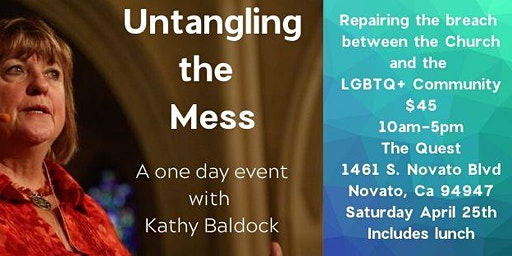 Untangling the mess with Kathy Baldock