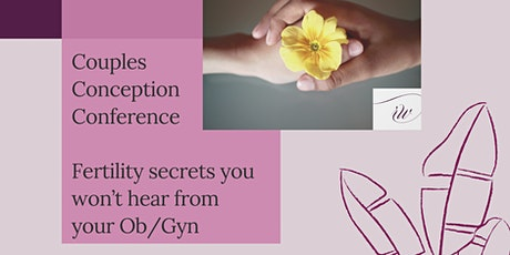 Couples Conception Conference tickets