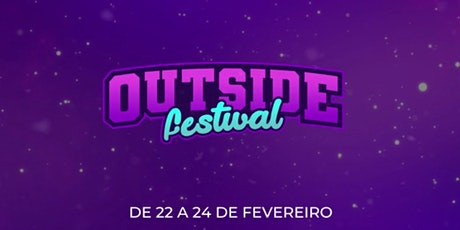 Outside Festival ingressos