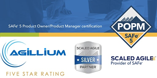 SAFe® POPM Weekend Certification Workshop 5.0 (Confirmed), Alpharetta GA