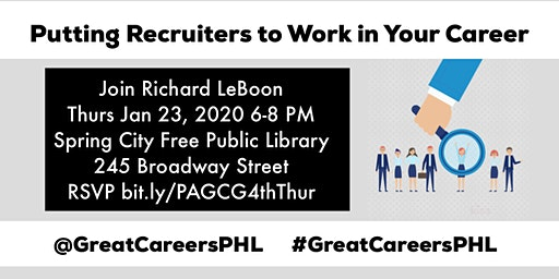 Putting Recruiters to Work in Your Career with Richard LeBoon