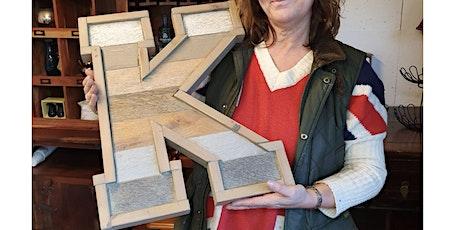 Make a Pallet Wood Letter tickets