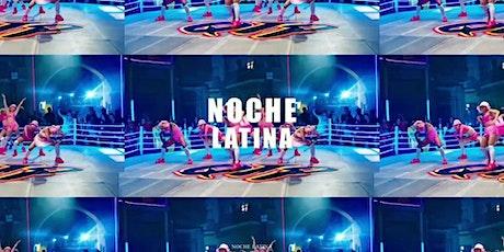 Noche Latina- Saturday January 25 tickets