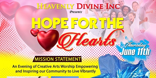 Hope For The Hearts