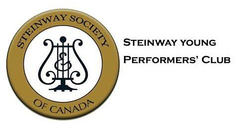 Steinway Society Young Performers' Club- March 7, 2020