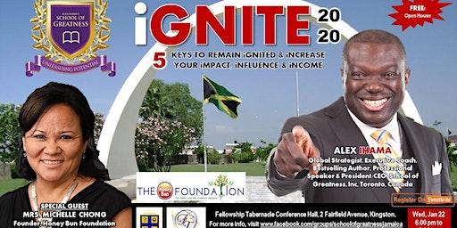 iGNITE 2020 - JAMAICA