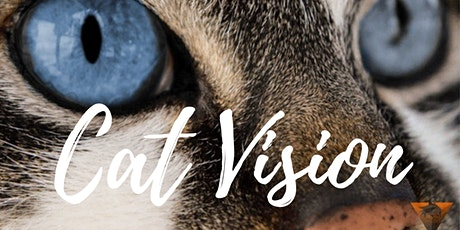 Cat Vision: Leer de kattentaal tickets