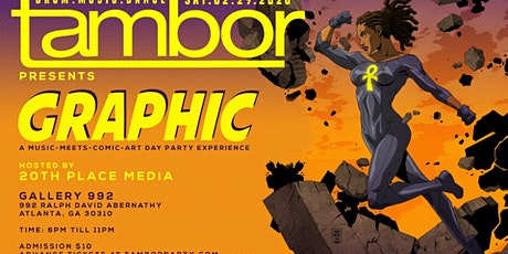 Tambor Party presents Graphic - Day Party tickets