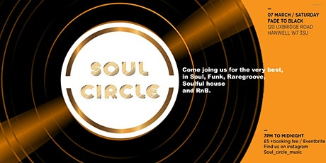 Soul Circle tickets