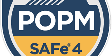 SAFe Product Manager/Product Owner with POPM Certification in Detroit,Michigan (Weekend)  tickets