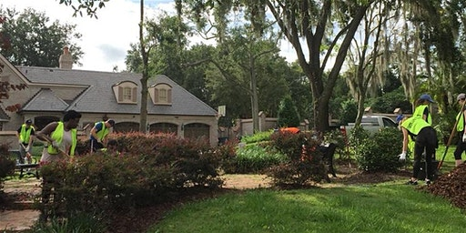 Community Park Work Day - Kraft Azalea Garden