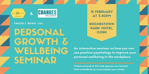 Personal Growth and Wellbeing Seminar