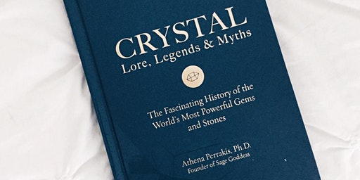 READING Crystals & Coffee! Meetup: Lore, Legends & Myths ✭ Feb 22nd, 2020