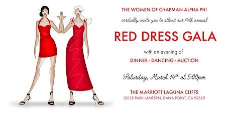Chapman Alpha Phi Red Dress Gala tickets