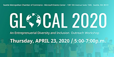 GLOCAL2020 - A Diversity & Inclusion Outreach  Workshop tickets
