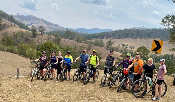 1 Day Mountain Bike Ride (Barrington - Gloucester NSW)  Hills and Country image