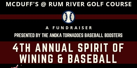 4th Annual Spirit of Win(e)ing & Baseball tickets