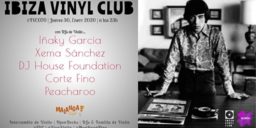 Ibiza Vinyl Club presents #IVC070
