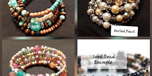 Make your own Wrap Bracelet!