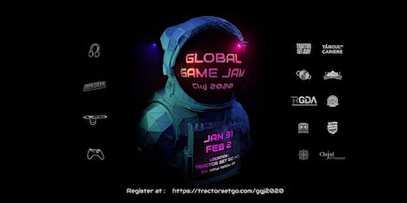 Global Game Jam 2020 @ Tractor Set GO! HQ tickets