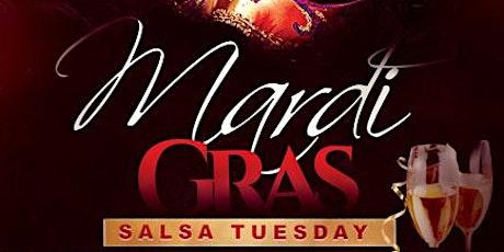 MARDI GRAS 2020 Salsa Tuesday – 3RMS, 4CLASSES & More tickets