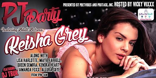 PJ Party with Keisha Grey, Vicky Vixxx, and more