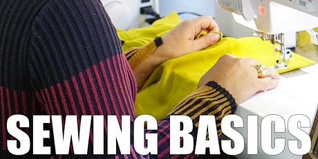 Sewing 101: Introduction to Sewing tickets
