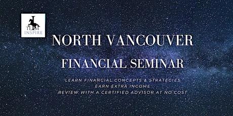 North Vancouver Financial Seminar tickets