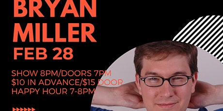 Tomfoolery On Tremont//BRYAN MILLER tickets