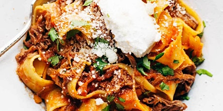 Pappardelle Pasta Making Party! tickets