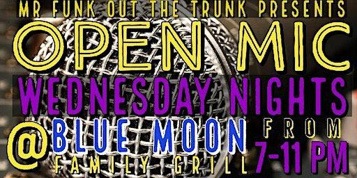 Wednesday night Open Mic