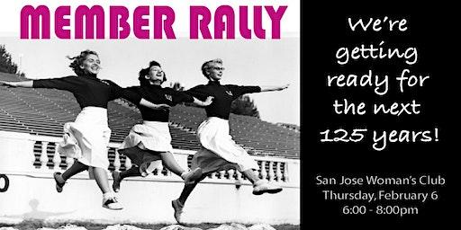 SJWC Member Rally 2020