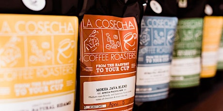 Coffee and Liqueurs with La Cosecha tickets