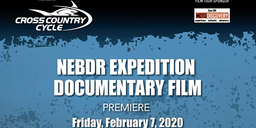 NEBDR Movie Premiere at Cross Country Cycle