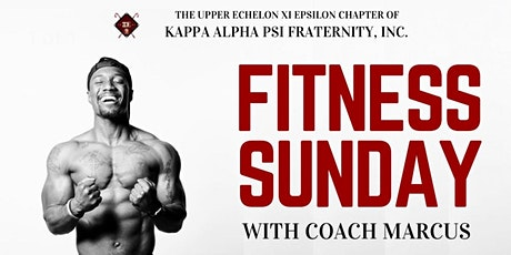Fitness Sunday with Coach Marcus tickets