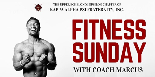 Fitness Sunday with Coach Marcus