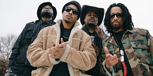 Nappy Roots / Naughty Pine - 2 Time Grammy Nominated Hip Hop