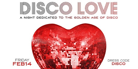 Valentine's Day Dinner & After Party: Disco Love at Penthouse LIC & Ravel tickets