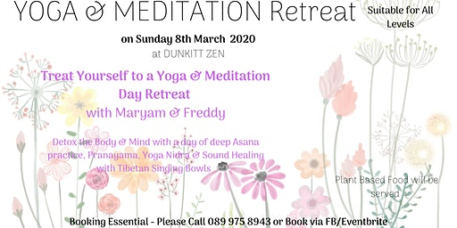 Yoga & Meditation Retreat