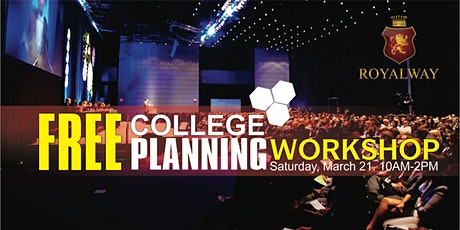 2020 COLLEGE PLANNING WORKSHOP tickets