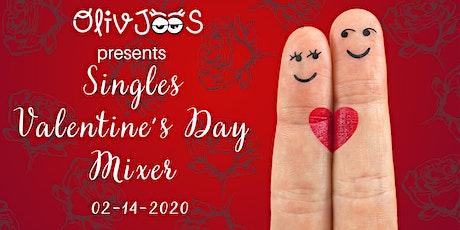 THE BIGGEST SINGLES VALENTINE'S DAY MIXER - Houston, TX tickets