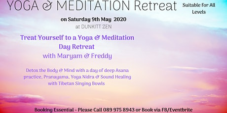 Yoga & Meditation Retreat tickets
