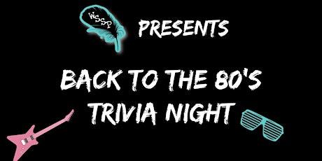 '80s Trivia Night tickets
